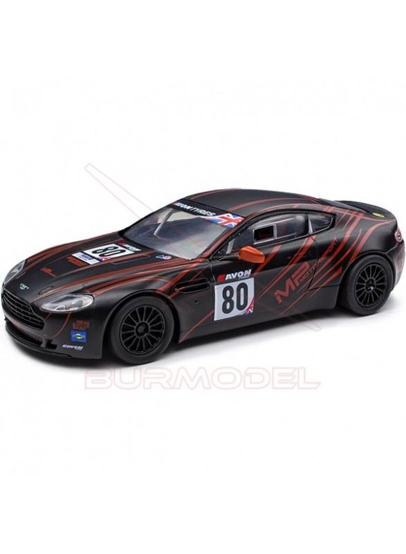 "Coche scalextric Aston Martin Vantage ""Motorsport"""