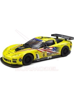 "Coche Scalextric Chevrolet Corvette C6R ""Tutumlu"""