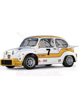 """Coche Scalextric Fiat 1000 Abarth """"Berlina Corsa"""""""