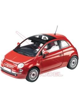 Maqueta montada Fiat Nuova 500 1/24