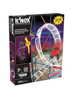 K'Nex Juego para montar Montaña Rusa 434 piezas