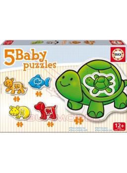 Puzzle de animales para bebés