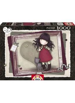 Puzzle 1000 piezas purrrrrfect love