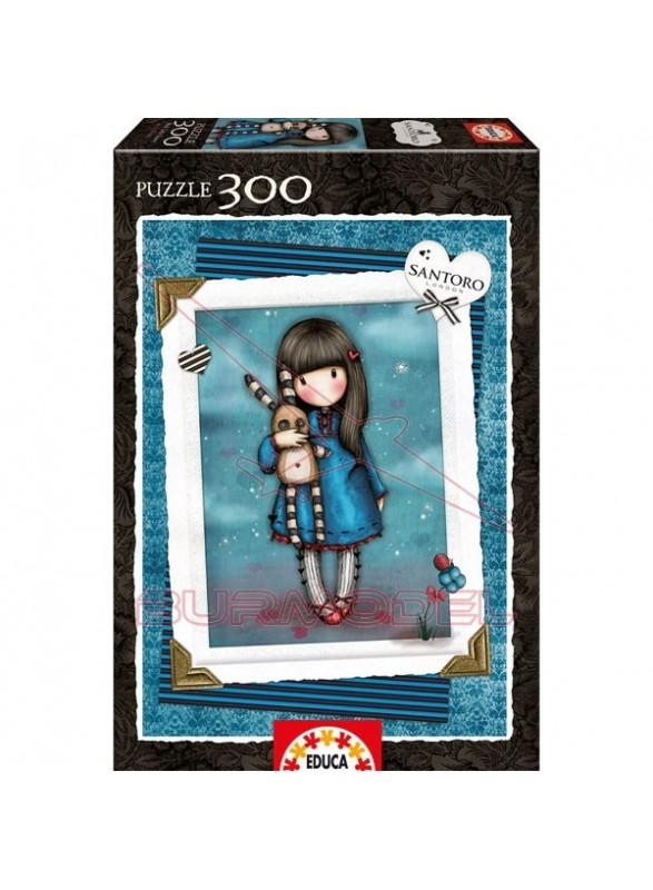 Puzzle 300 piezas hush little bunny