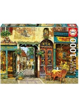 Puzzle 1000 piezas La Palette Notre Dame, Viktor Shvaiko
