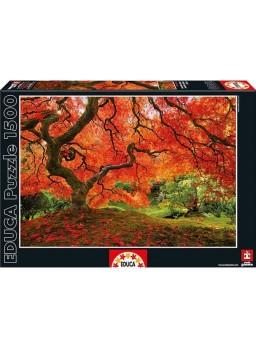 Puzzle 1500 piezas Jardín Japonés