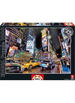 Puzzle 1000 piezas Times Square, Nueva York