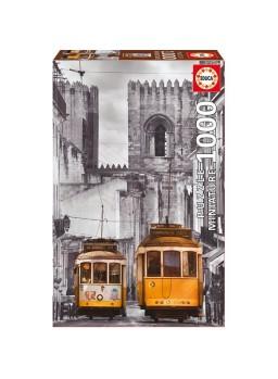 Puzzle 1000 piezas Barrio de la Alfama, Lisboa