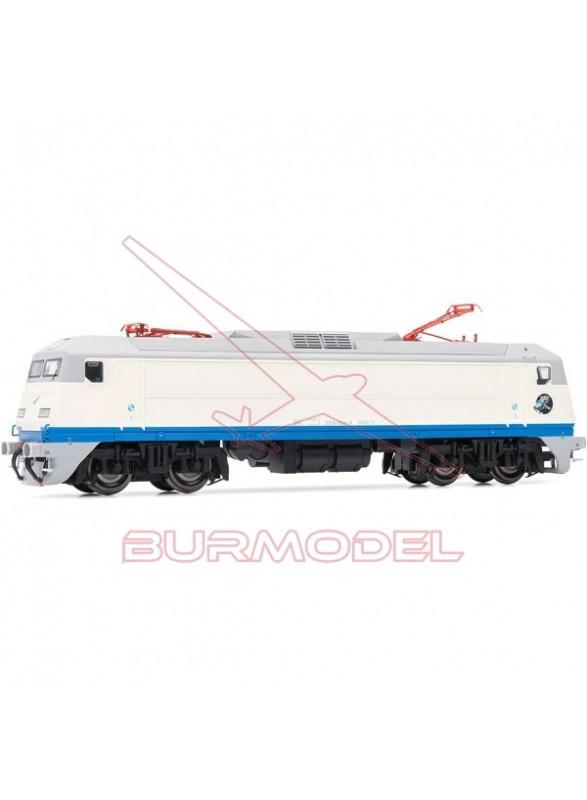 "Locomotora 269.604 ""Gata"" modificada HO"