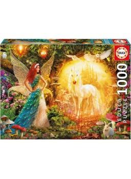 Puzzle 1000 piezas Rincón Mágico