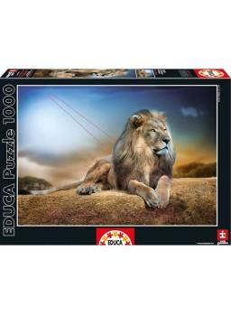 Puzzle 1000 piezas Su Majestad