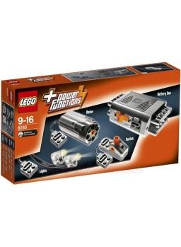 Construcción plástico Set de Motores piezas Lego