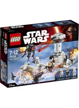 Maqueta Plástico Star Wars Set Ataque a Hoth Lego