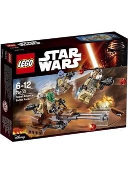 Maqueta Plástico pack Alianza Rebelde Star Wars