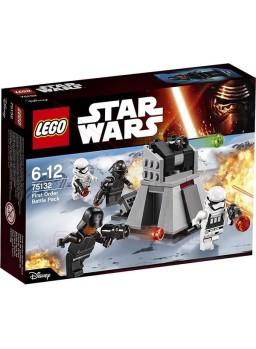 Maqueta plástico Pack combate Primera Orden Lego