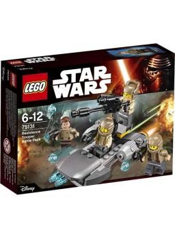 Maqueta plástico Pack de combate Resistencia Lego