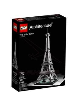 Construcción Lego Torre Eiffel