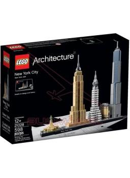 Lego Arichitecture Nueva York 598 piezas