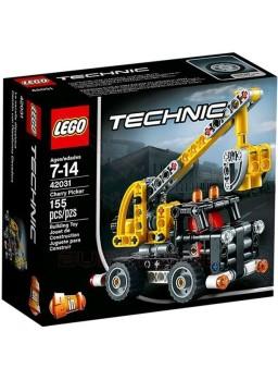 Lego Camión con jaula elevadora 155 piezas