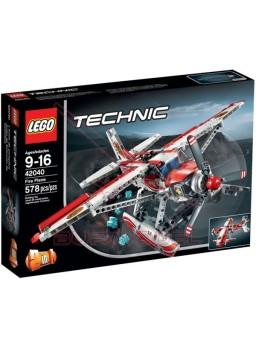 Lego Avión de extinción incendios 578 piezas