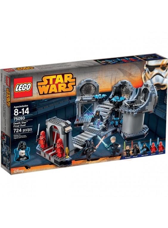 Lego Star Wars Duelo Final Estrella de la Muerte