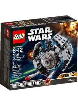 Star Wars Caza Tie Lego 93 piezas