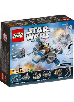Lego Star Wars Resistance X-Wing Fighter 87 piezas