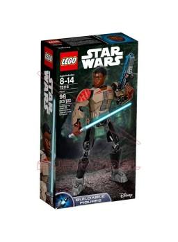Personaje Lego Star Wars Guerrero Finn 98 piezas