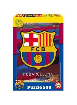 Puzzle Futbol Club Barcelona500 piezas