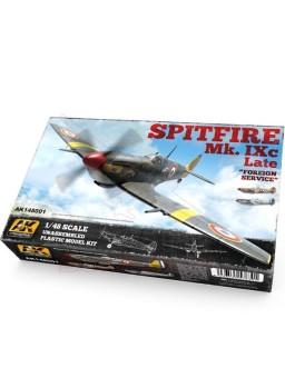 Maqueta Avión Spitfire Mk. IX c Late 1/48