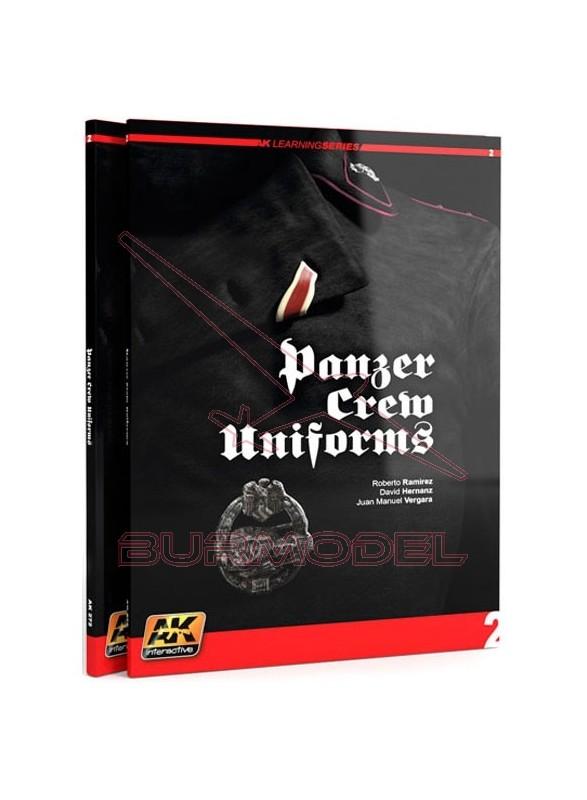Guía Panzer Crew Uniforms Inglés