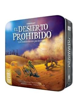 Juego de Mesa El Desierto Prohibido