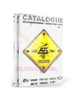 Catálogo de productos Ak 2016 Inglés