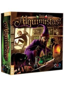 Juego de mesa Alquimistas