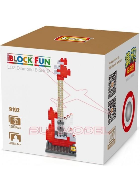 Kit montaje de mini bloques Guitarra eléctrica