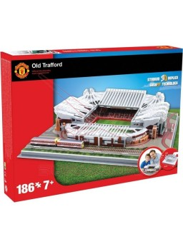 Puzzle 3D Estadio Old Trafford Manchester United