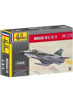 Maqueta avión Mirage III E 1/72