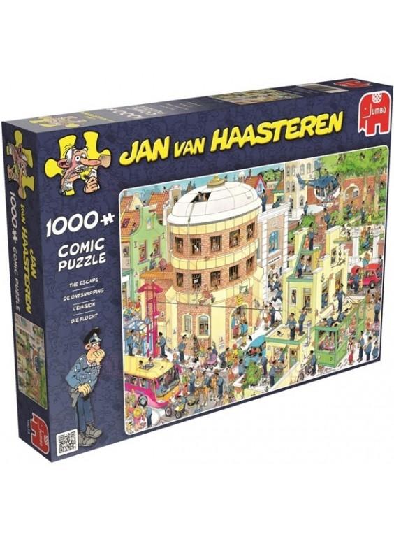 Puzzle La Huída 1000 piezas