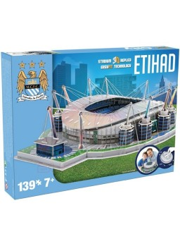 Estadio Manchester City 3 dimensiones