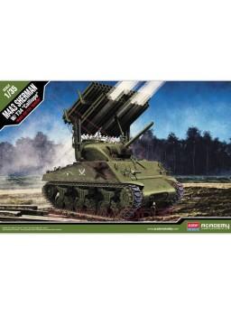 Tanque para montar M4A3 Sherman Calliope 1/35