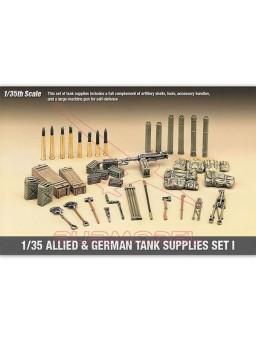Accesorios maquetas tanques WWII 1/35 (1382)
