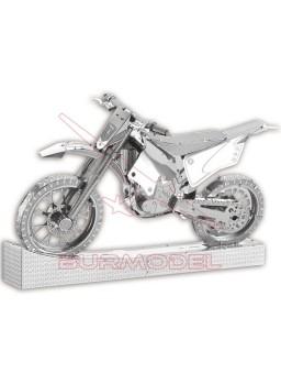 Moto para construir en metal 3 dimensiones 1/28