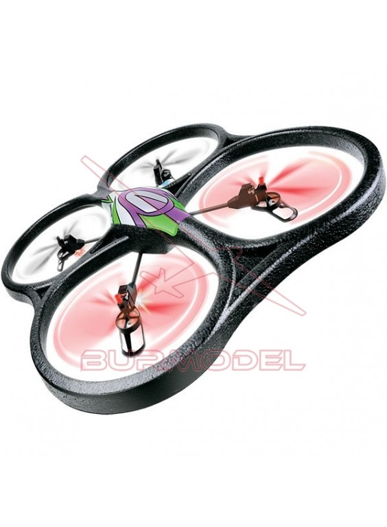 Cuadricóptero 61,5cm 4 canales 2,4 GHz