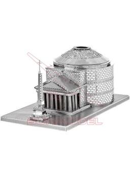 Maqueta de metal 3 dimensiones Panteon Romano