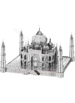 Juego de construcción de metal 3D Taj Mahal
