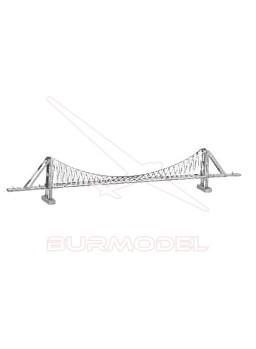 Kit de construcción en metal 3D puente del Bósforo