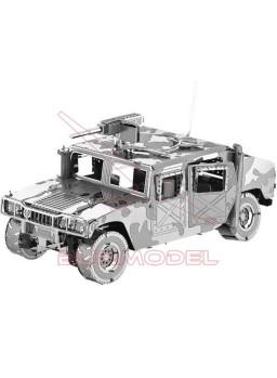 Juego de montaje 3D metal Hummer H1