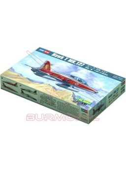 Maqueta Avión Hawk T MK.127 1/48