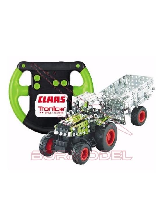 Tractor radio control Claas Axion 850 1/64