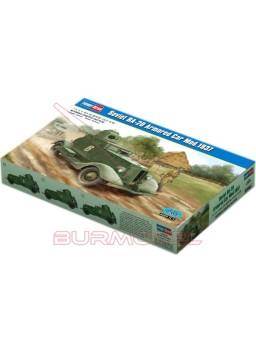 Maqueta vehículo soviético BA-20 Armored 1937 1/35